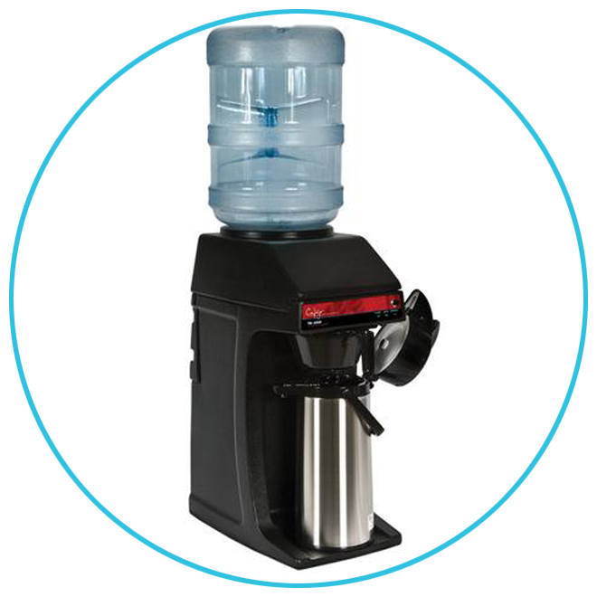 Commercial Coffee Maker (Rental) Pure Water of Kansas City
