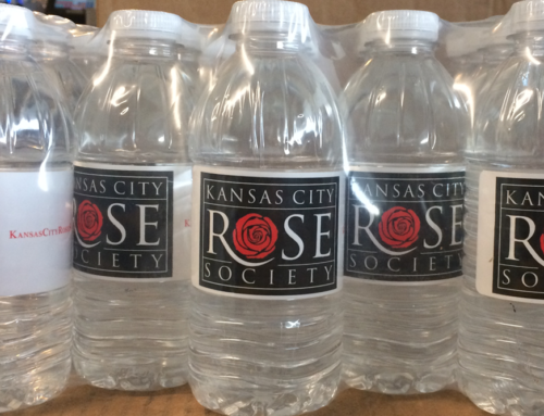 Custom Label Water Bottle – Non Profit Client