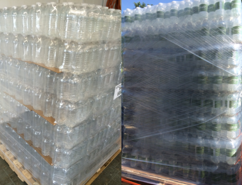 Custom Label Bottled Water – Pallet