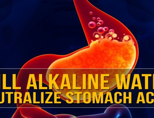 Alkaline Water and Stomach Acid